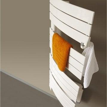Sèche-serviettes électrique soufflerie SAUTER Venise pivotant 3CS 1000+1000W
