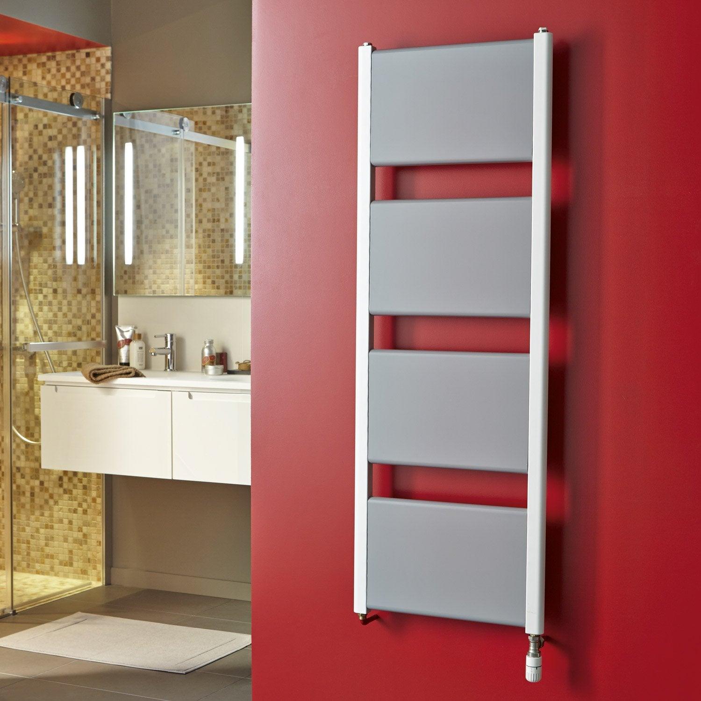 s che serviettes lectrique inertie fluide deltacalor morpheo 500 w leroy merlin. Black Bedroom Furniture Sets. Home Design Ideas