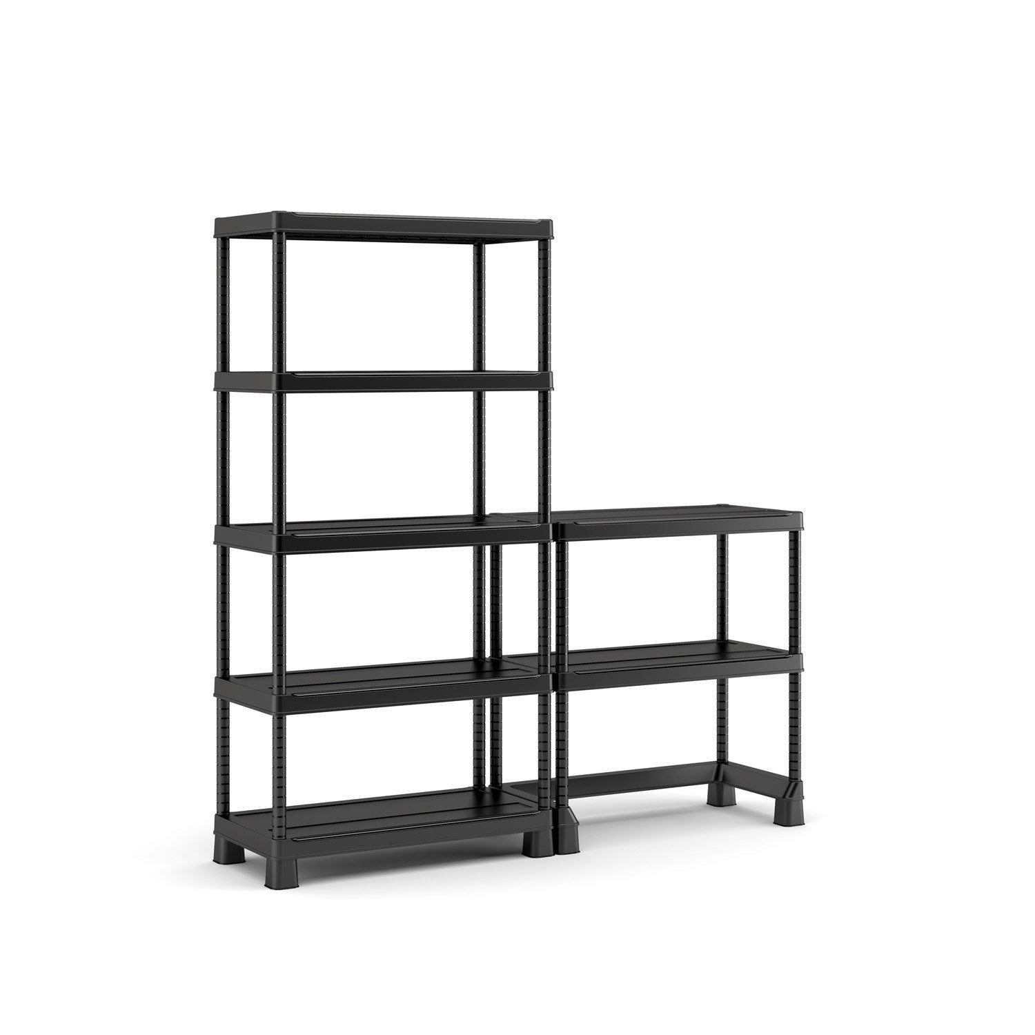 etagere en resine kis. Black Bedroom Furniture Sets. Home Design Ideas