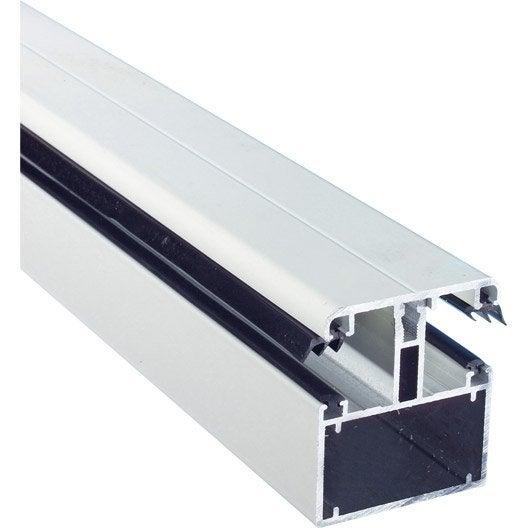 kit jonction portante blanc pour plaque p 16 32mm long. Black Bedroom Furniture Sets. Home Design Ideas