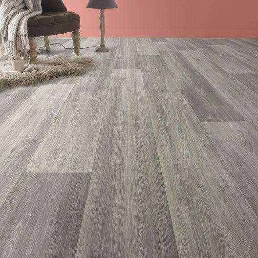 sol vinyle texline hudson perle 4 m leroy merlin. Black Bedroom Furniture Sets. Home Design Ideas
