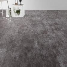 Sol PVC anthracite madras, ARTENS Textile l.4 m