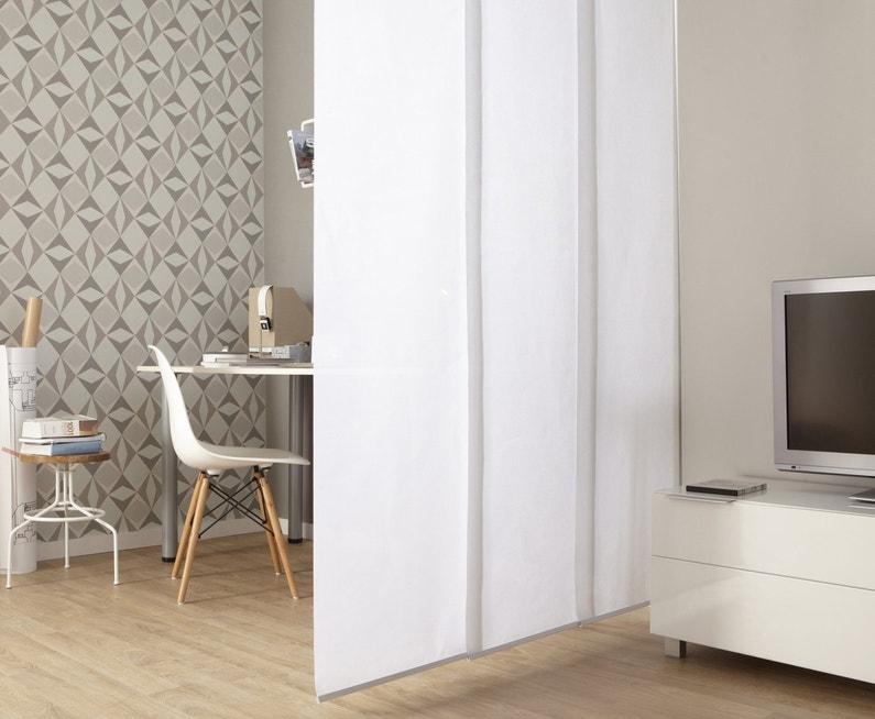 panneau japonnais pour s parer les pi ces leroy merlin. Black Bedroom Furniture Sets. Home Design Ideas