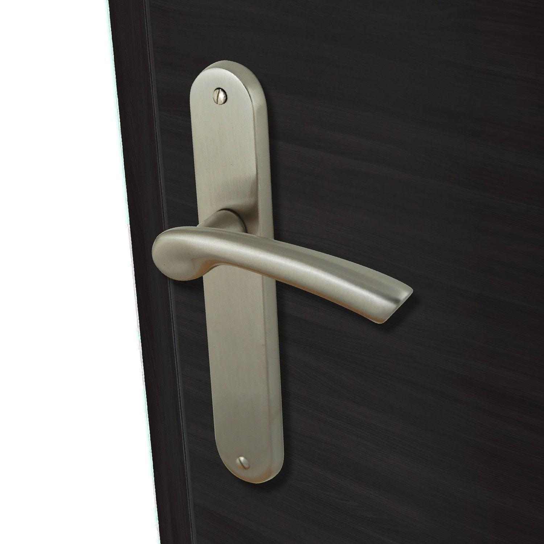 2 poign es de porte oc ane sans trou inspire laiton 195. Black Bedroom Furniture Sets. Home Design Ideas