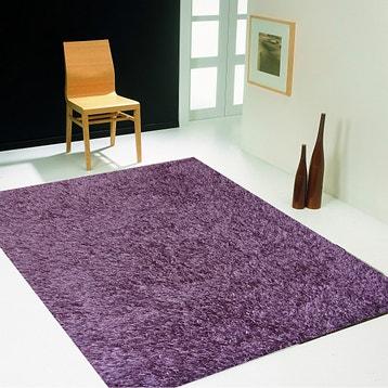 Tapis Salon Violet au meilleur prix   Leroy Merlin