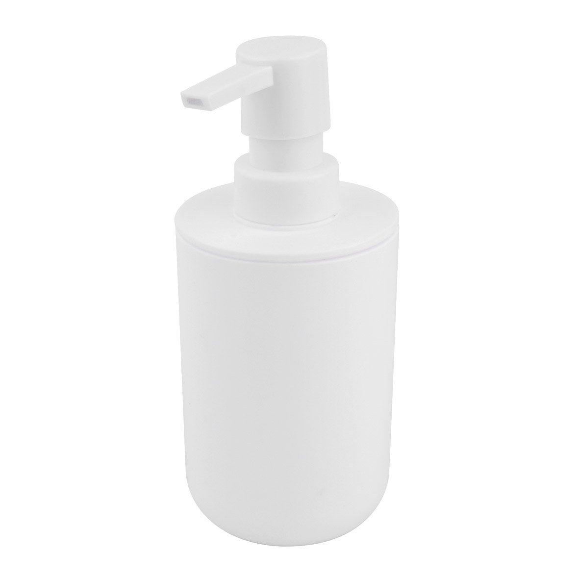 Distributeur de savon plastique Easy, white n°0