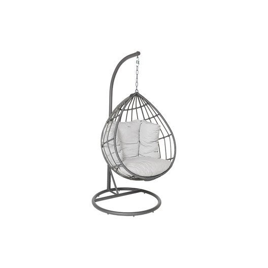 si ge de d tente de jardin merengue noir leroy merlin. Black Bedroom Furniture Sets. Home Design Ideas