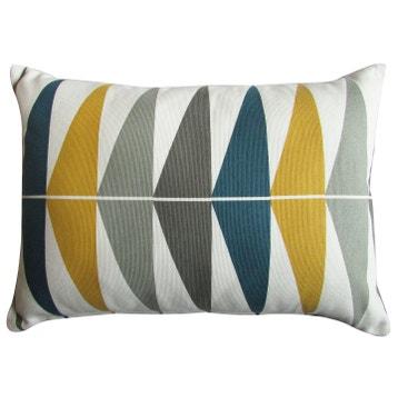 coussin pour canap fauteuil housse de coussin au meilleur prix leroy merlin. Black Bedroom Furniture Sets. Home Design Ideas