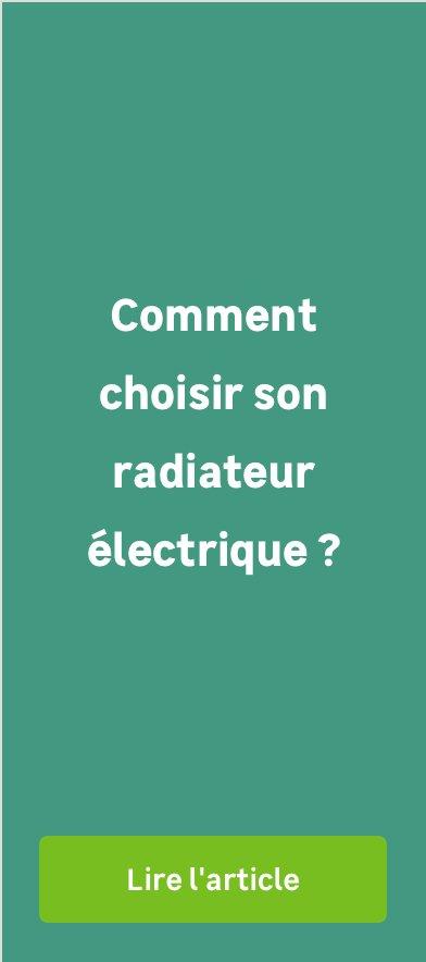 Radiateur électrique à Inertie Chauffage électrique Au