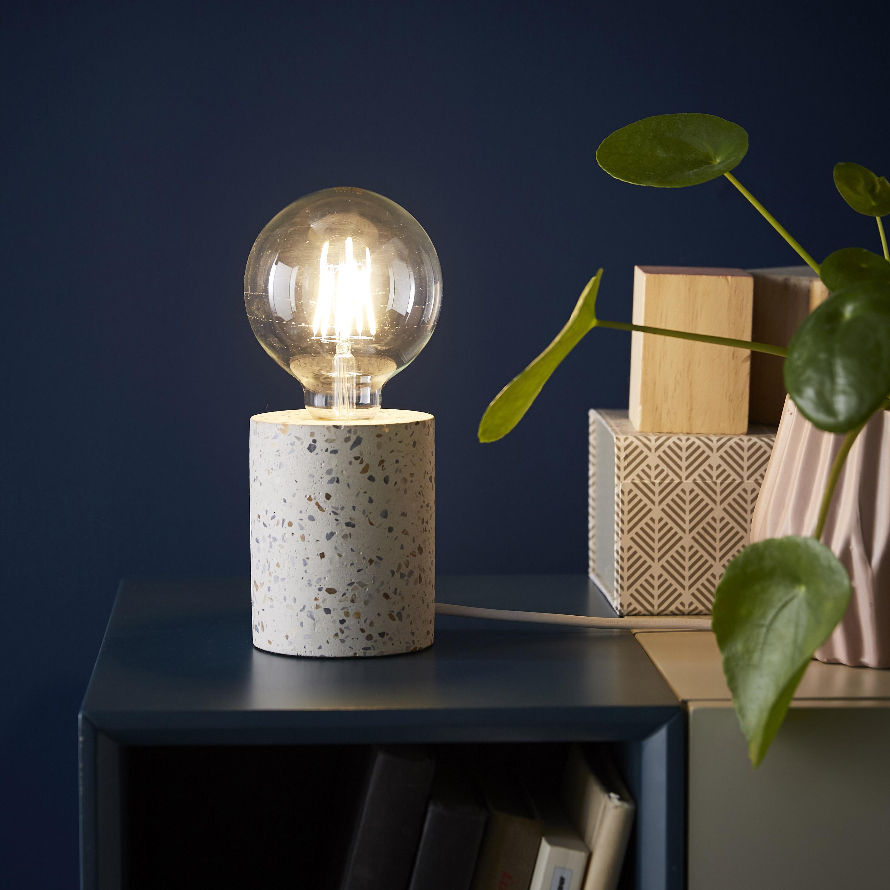 Lampe Terrazzo, e27 COREP, 40 W D9cm