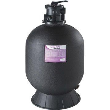 Kit de filtration à sable HAYWARD Powerline 10 m3/h top 10 m³/h