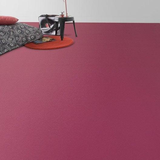 sol vinyle aero rose coupe 4 m leroy merlin. Black Bedroom Furniture Sets. Home Design Ideas