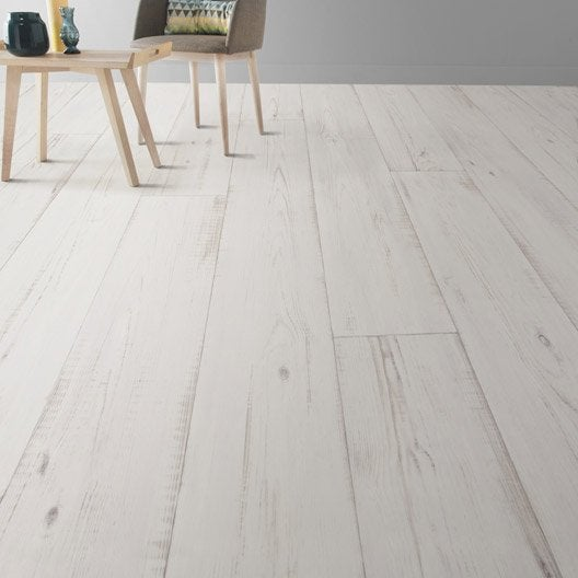 sol vinyle textile keywest blanc coupe artens 4 m leroy merlin. Black Bedroom Furniture Sets. Home Design Ideas