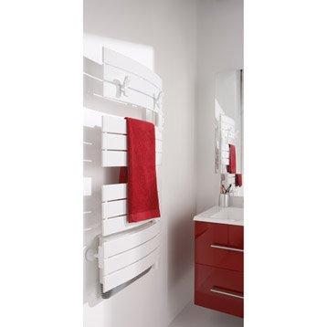 Sèche-serviettes électrique soufflerie SAUTER Venise 3CS 1000+1000W