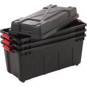 Malle Heavy box en Plastique , L34 x P74 x H38 cm 65 l