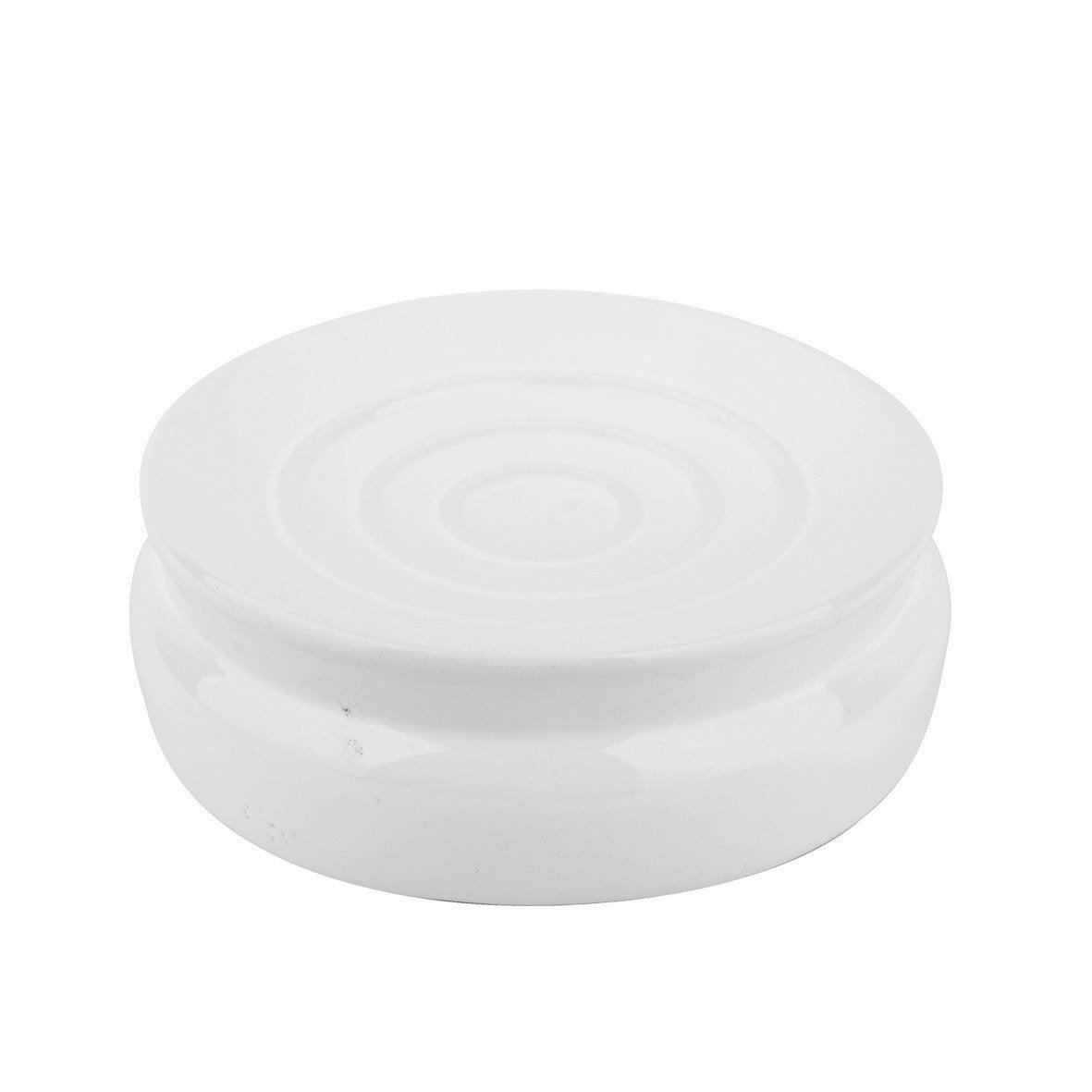Porte-savon céramique Milk, white n°0