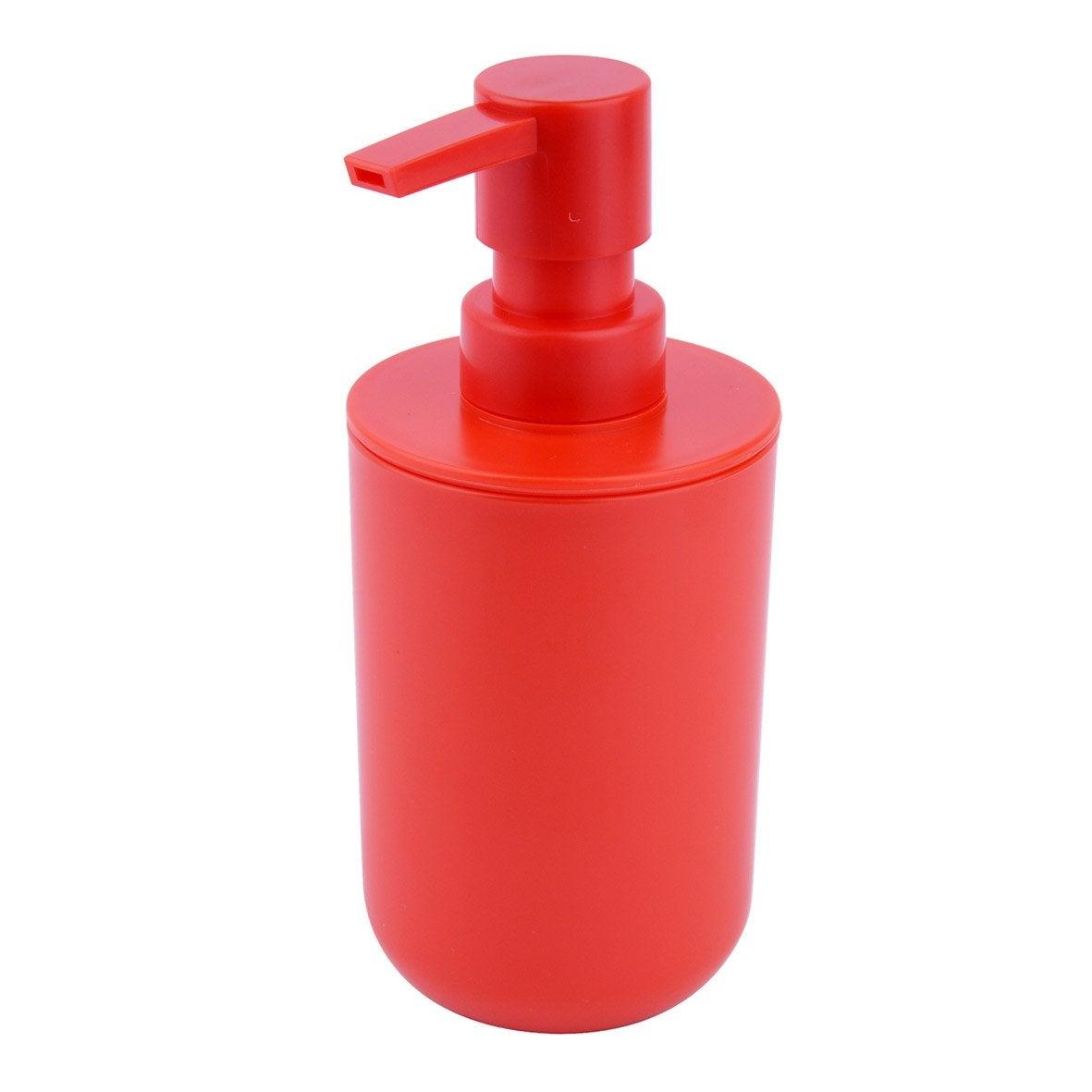 Distributeur de savon plastique Easy, chili n°3