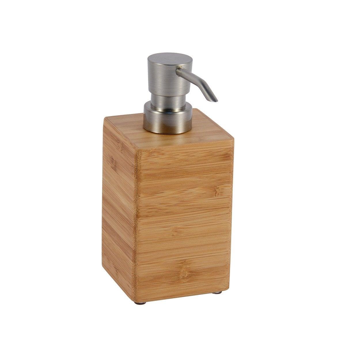 Distributeur de savon bambou Bambou, bois