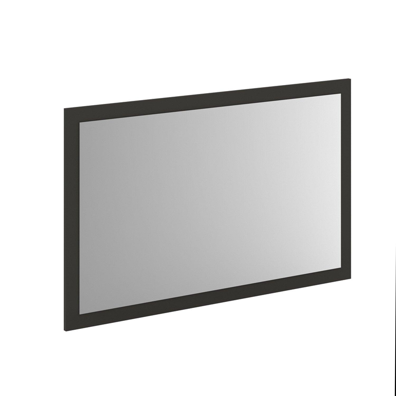 Miroir Salle De Bain 120 Cm miroir l. 120 cm perla gris
