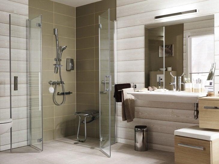 Bien concevoir une salle de bains facile vivre leroy for Concevoir sa salle de bain