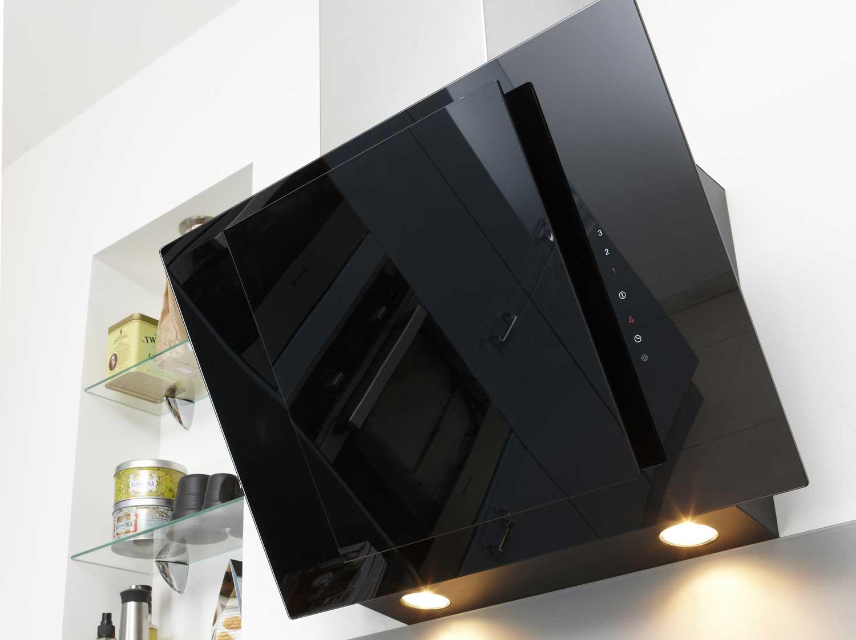 Electrom nager four hotte r frig rateur et plaque de - Bien choisir sa hotte de cuisine ...