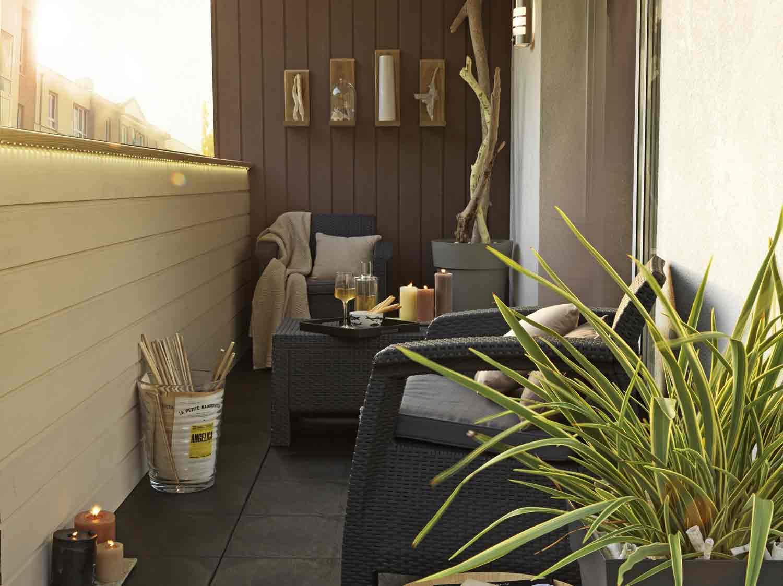Jardiner sur votre balcon leroy merlin - Jardiner sur son balcon ...