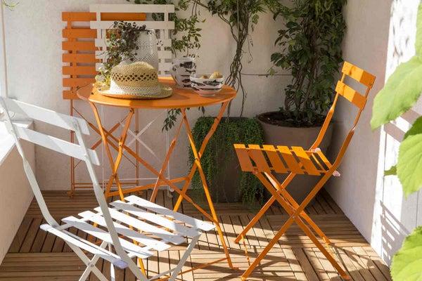 bien am nager son balcon leroy merlin. Black Bedroom Furniture Sets. Home Design Ideas