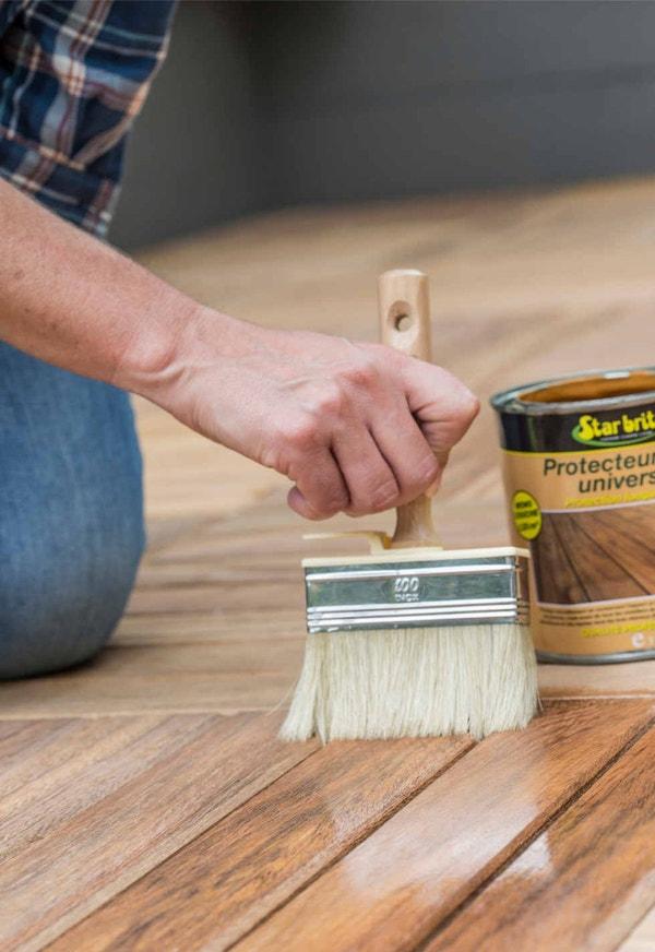 Tout savoir sur le traitement du bois | Leroy Merlin