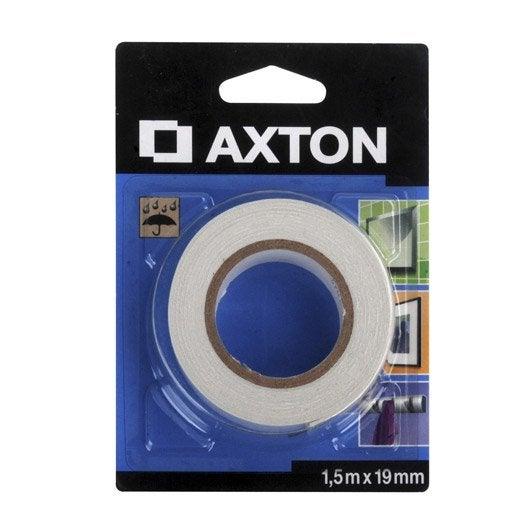 Adh sif axton fixation miroir l 1 5 m x mm blanc - Miroir adhesif leroy merlin ...