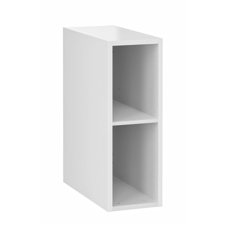 extension pour meuble sous vasque x x blanc blanc 0 remix leroy merlin. Black Bedroom Furniture Sets. Home Design Ideas