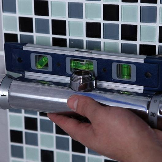 Remplacer une baignoire par une douche 3h leroy merlin - Remplacer une baignoire par une douche ...