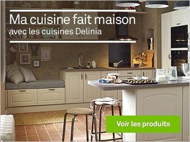 Cuisine leroy merlin for Concevoir ma cuisine