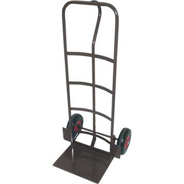 Diable rigide HAILO acier, charge garantie  365 kg