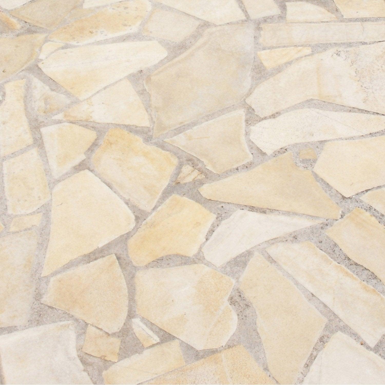Opus En Calcaire Pierre De Solnhofen 8 12 Jaune Ep 12 Mm