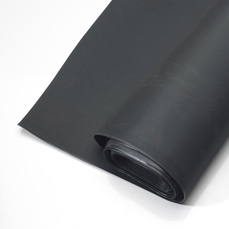 Membrane D étanchéité Pour Toit Plat Easygum Noir L 3 37 X L 0 5 M Iko