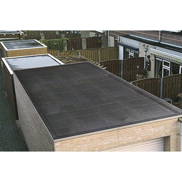 Membrane d 39 tanch it pour toit plat easygum gris l 0 5 x l m leroy merlin for Etancheite toit plat