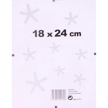 Sous verre, 18 x 24 cm