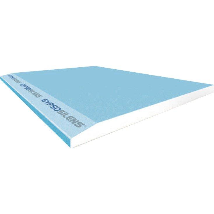 Plaque Gypsosilens Nf 2 6 X 1 2 M Ba13 Entraxe 60 Cm