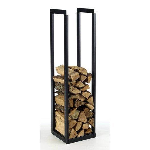rangement pour bois acier atelier dix neuf klub cm leroy merlin. Black Bedroom Furniture Sets. Home Design Ideas