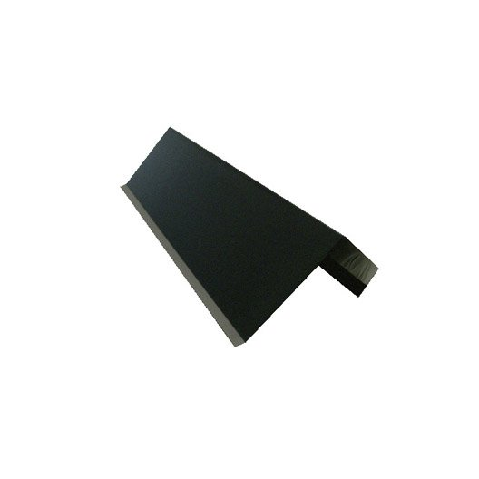 rive gauche tuilacier anthracite m first plast leroy merlin. Black Bedroom Furniture Sets. Home Design Ideas