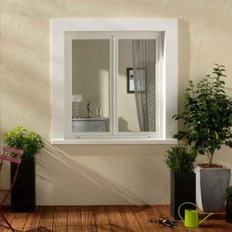 PVC : bonne isolation thermique
