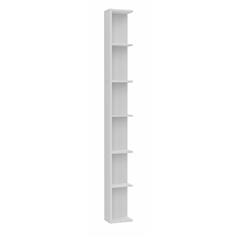 extension pour colonne de rangement x x cm remix leroy merlin. Black Bedroom Furniture Sets. Home Design Ideas