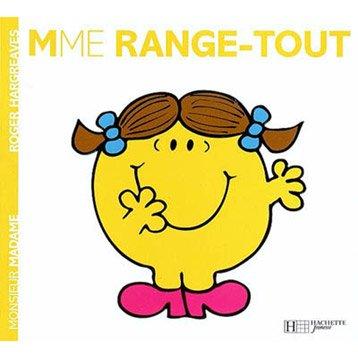 Madame Range-tout, Hachette Jeunesse
