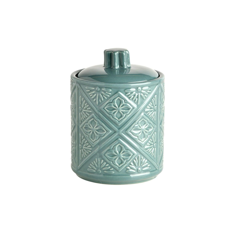 Boîte céramique Aziza, laguna n°3