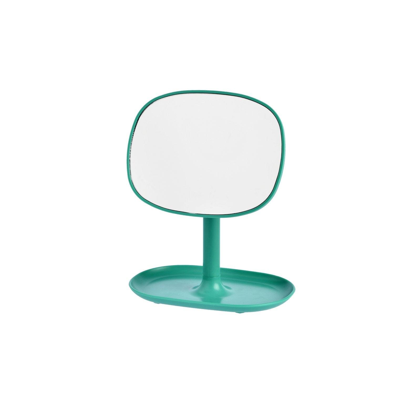 Miroir plastique Easy, mint n°2