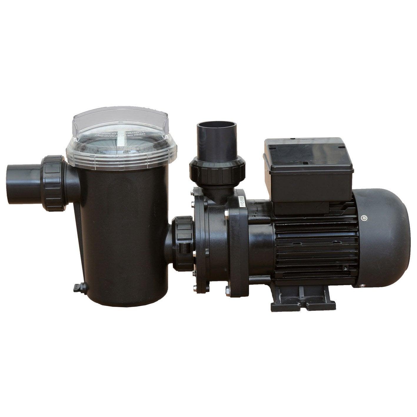 EDENEA Pompe Filtration Piscine 1.5CV 18m3//h