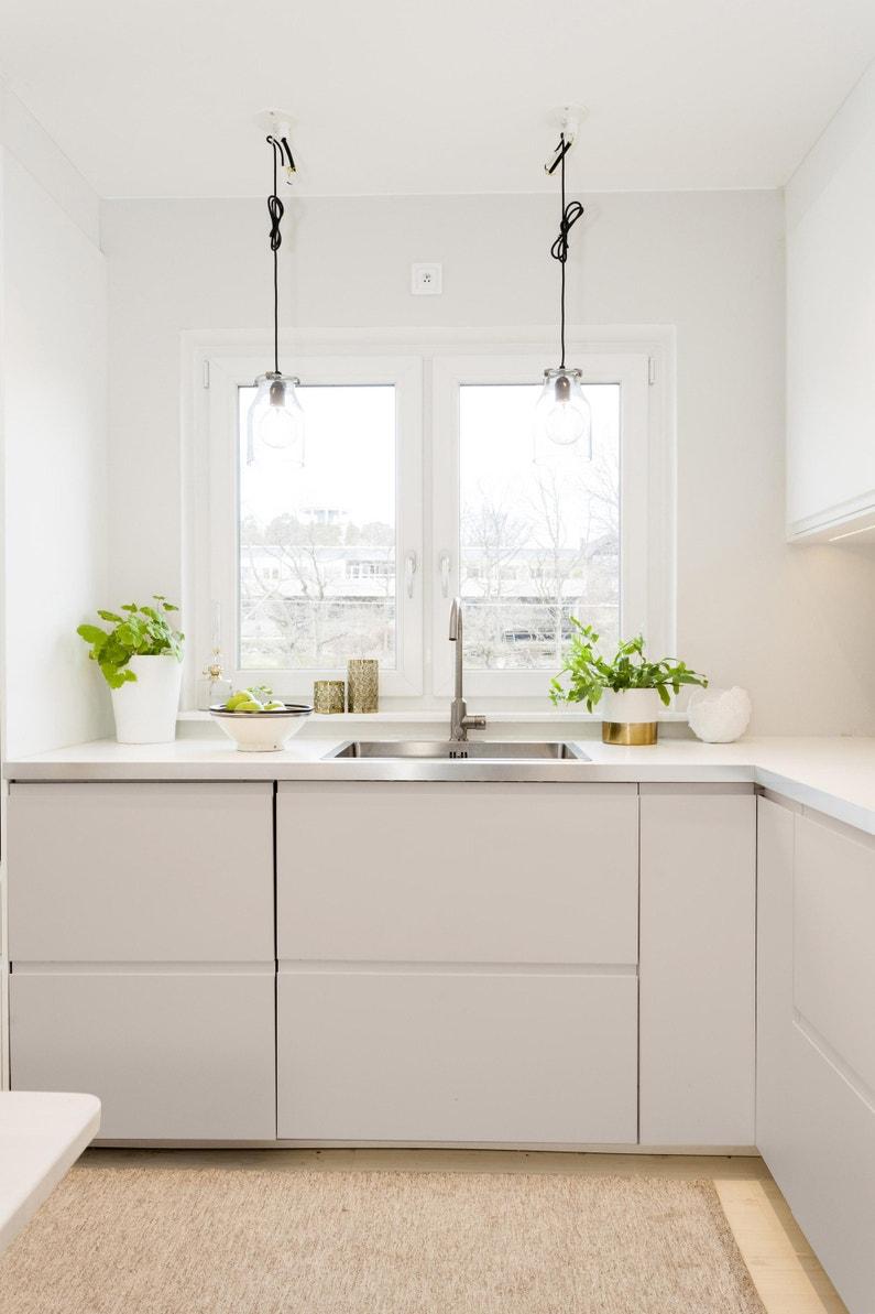 Couleur Lin Et Gris peinture cuisine meuble et crédence rénov' syntilor, gris lin satiné, 0.5 l