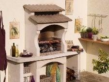 bien choisir son barbecue fixe leroy merlin. Black Bedroom Furniture Sets. Home Design Ideas