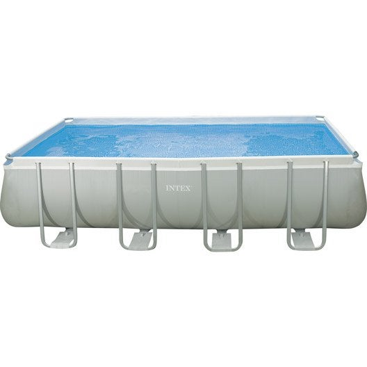 Piscine hors sol autoportante tubulaire intex l x l for Piscine 2x3