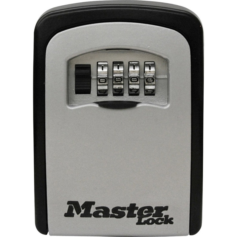 Minicoffre Master Lock Select Access à Fixer H12 X L83 X P34 Cm